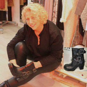 Petra Schwarz - Inhaberin Schwarzmode Fashion
